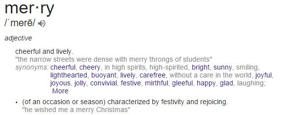 merry def