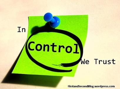 in control we trust