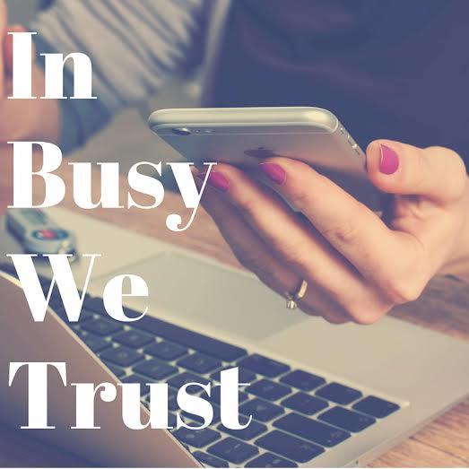 busy trust