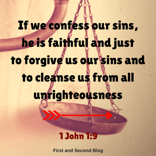 If we confess our sins, he is faithful and just to forgive us our sins and to cleanse us from all unrighteousness.png