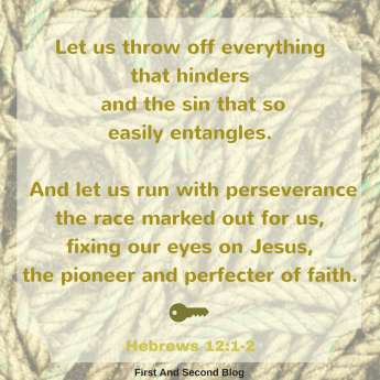 let-us-throw-off-everything-that-hinders-and-the-sin-that-so-easily-entangles-and-let-us-run-with-perseverance-the-race-marked-out-for-us-2fixing-our-eyes-on-jesus-the-pioneer-and-perfecter-of-fait
